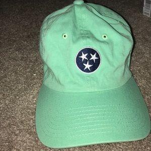 Green Volunteer Traditions Hat